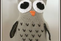 Teddy Bear / Bamser / Crochet Teddy Bear / Hæklede bamser
