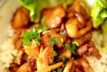 A manger asiatique