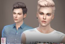 Mody włosy (men)