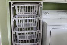 Laundry Room Ideas / by Debbie Linhart