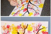 Hobbyprosjekter småbarnstreff