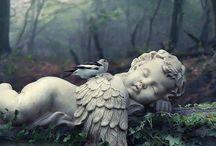 Glöm inte bort att änglarna finns