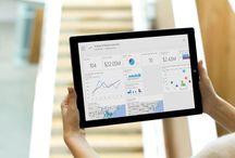 Power BI / Power BI uma das mais recentes tecnologias da Microsoft para uma análise em tempo real dos dados do seu negócio. Possivel integração com os restantes softwares para análises mais completas.  www.hydra.pt