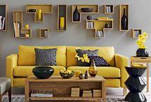 Paleta de cores - Amarelo