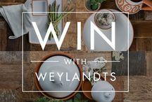 Entertaining with Weylandts / #weylandts #entertaining