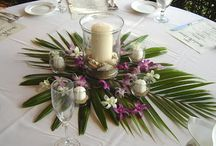 Table setting ideas / by Kim Caesar