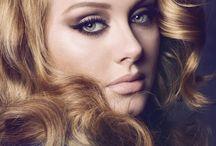 adele make up