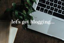 Lets Get Blogging