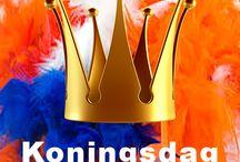 Koningsdag / Oranje