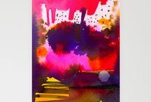 Stationery cards by Ninola