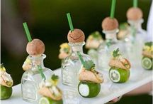 The Cocktail Lounge / Delicious cocktail recipes and catered beverage ideas for your wedding or special event!