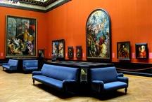 museum spaces