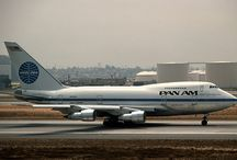 Boeing 747SP Aircraft