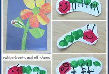 Butterfliy/Caterpillars