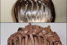 peinados de fofuchas