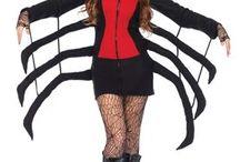 Halloween edderkopp