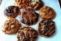 decadent peanut butter cookies