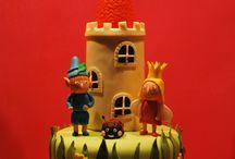 Tarta Ben y Holly / Una tartita espectacular