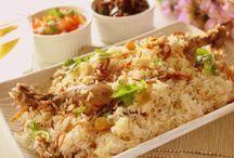 Biryani / Your taste buds will get you here for the best biryani
