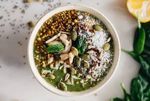 Beautiful Bowls / Food styling/photography in bowls