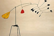 Alexander Calder / by Joanna Richards