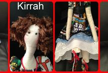 My Tilda Inspired Dolls / Here are my creations of Tilda.