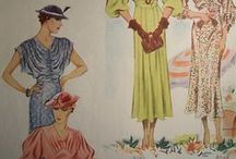 1930s to 50s ideas