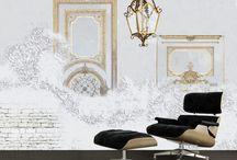 Nos lustres mis en scène par Brigitte Robin / Brigitte Robin, de la société ARTA-WALLDECO rend hommage à nos lustres et luminaires en les mettant en scene dans de superbe planches murales...  A visiter d'urgence: http://www.arta-walldeco.com