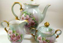 Teapots/Teacups