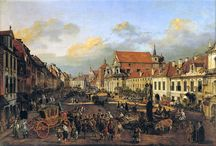 Canaletto (klasycyzm) Włochy/Polska / Bernardo Bellotto