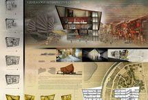 Архитектурные проекты с компьютерным моделированием