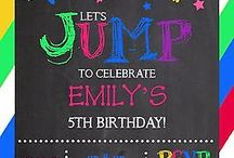 Julie's jump around birthday party