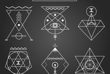symbols & sketches ⛦