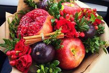 Gyümölcs-zöldség csokor