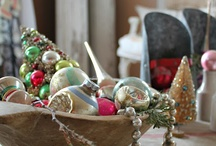 Christmas Decor / by Marie E