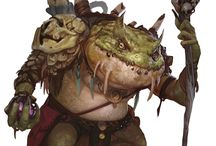 Dungeons and Dragons - Monsters
