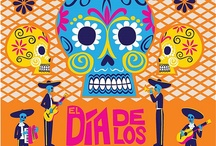 Dia de los muertos - Mexican themed party