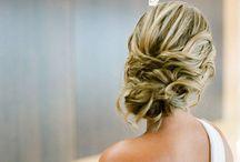 Wedding hairstyles / by Carolyn Masciangelo