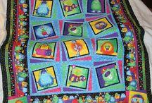 Fun Kiddo Quilts!