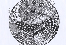 Doodles/Tangles / by Joyce Cole