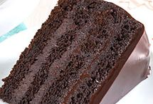 Quest for the Perfect Chocolate Cake / Chocolate Cake recipes