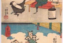 浮世絵・日本画