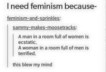 Feminista dolgok