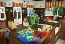 Church Nursery Ideas / by Cara Hughes