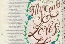 Bible Jnl Song of Solomon