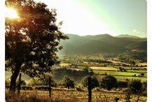Mt Olympus & surroundings