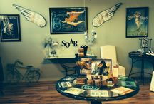The Lift Your Sole Flagship Showroom / 115 E. Main Street, Suite A1A Historic Buford, GA. 30518
