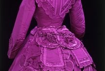 Historic Costumes / Historic dresses or costumes inspired by history
