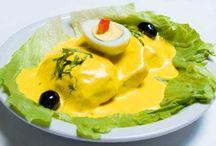 Comida de Peru