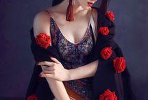Девушки. Красивые Фото. / Красивые фотографии девушек. Идеи для женской фотосессии.